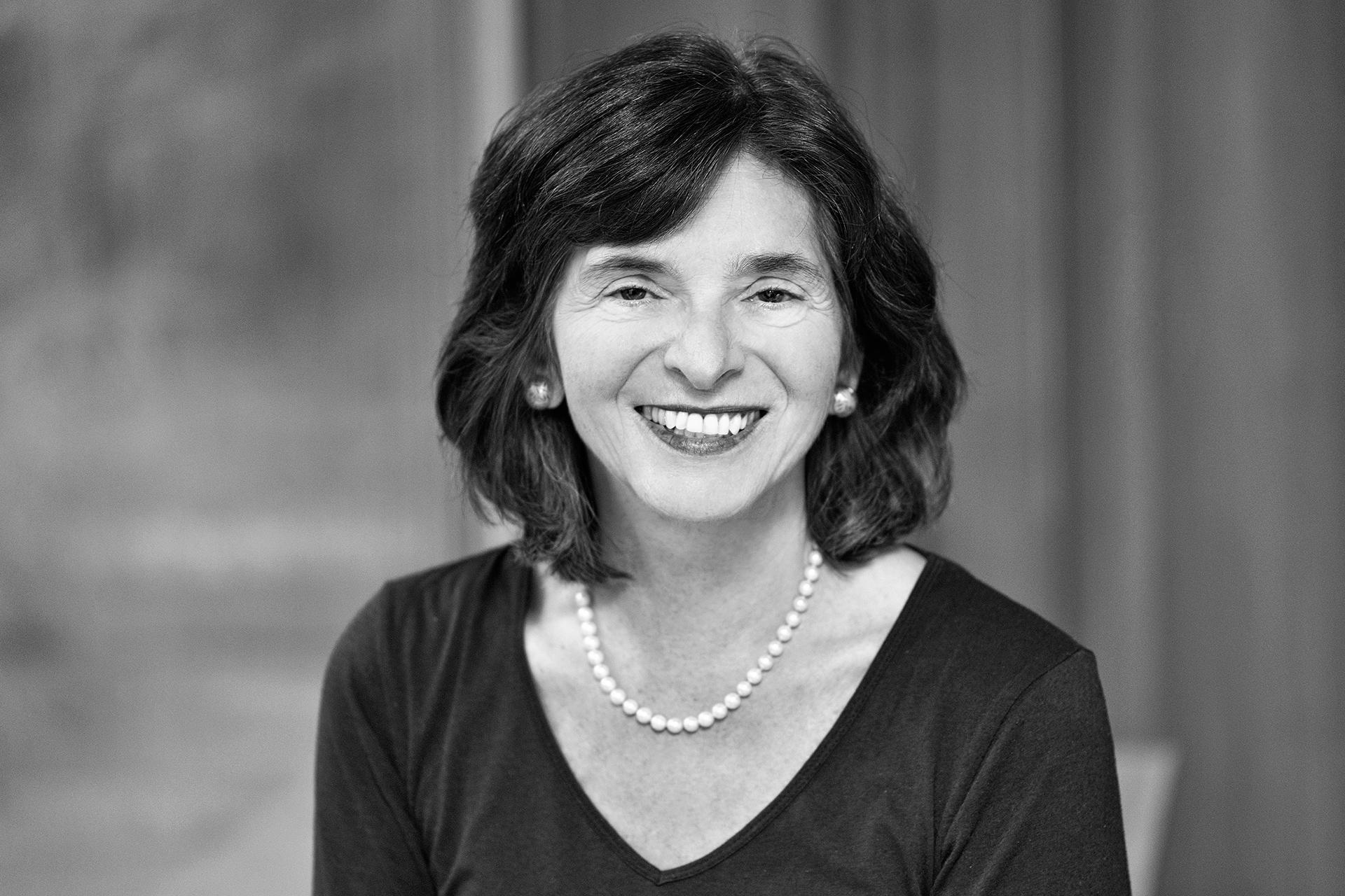 Karin Horn-Heine, Co-Gründerin und Supervisorin